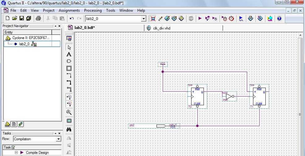 quartus 2 block diagram tutorial year 2 block diagram cse140l fa10 lab 2 part 0